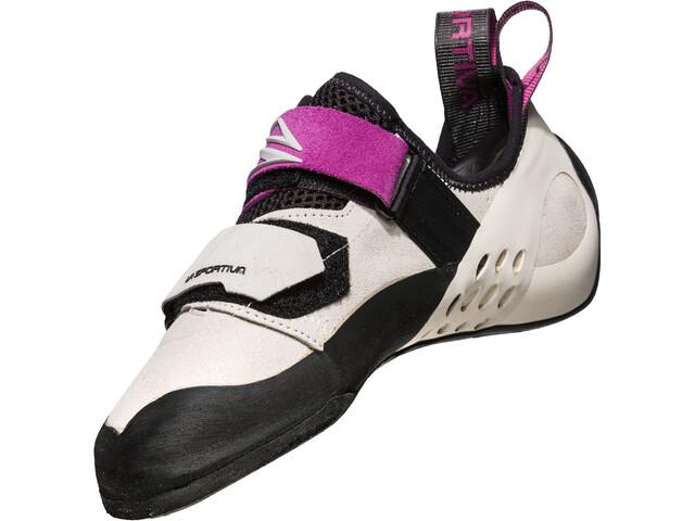 La Sportiva Katana Climbing Shoes Damen white/purple